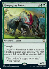 Rampaging Baloths - Theme Deck Exclusive