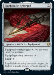 Blackblade Reforged - Theme Deck Exclusive