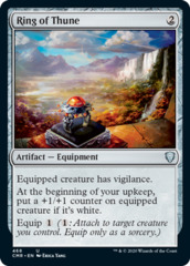Ring of Thune - Theme Deck Exclusive