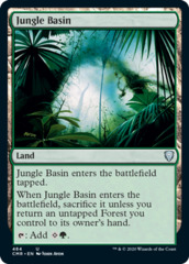 Jungle Basin - Theme Deck Exclusive