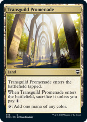 Transguild Promenade - Theme Deck Exclusive