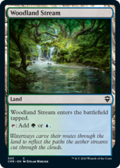 Woodland Stream - Theme Deck Exclusive