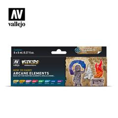 WizKids Paint Sets - Arcane Elements - VAL80258