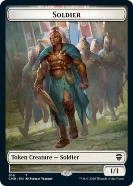Soldier Token (016)