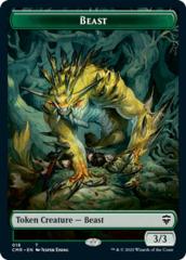 Beast Token (018)