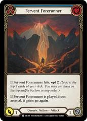 Fervent Forerunner (Blue) - Unlimited Edition