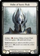 Helm of Isen's Peak - Unlimited Edition