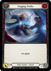 Surging Strike (Red) - Unlimited Edition