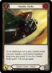 Nimble Strike (Yellow) - Unlimited Edition