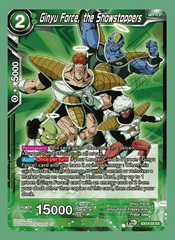 Ginyu Force, the Showstoppers - EX14-03 - EX