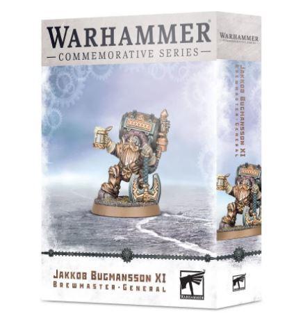 Kharadon Overlords - Jakkob Bugmansson XI: Brewmaster-General