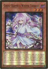 Ghost Reaper & Winter Cherries (Alternate Art) - MAGO-EN010 - Premium Gold Rare - 1st Edition