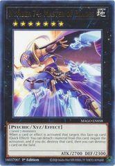 Number 74: Master of Blades - MAGO-EN058 - Rare - 1st Edition