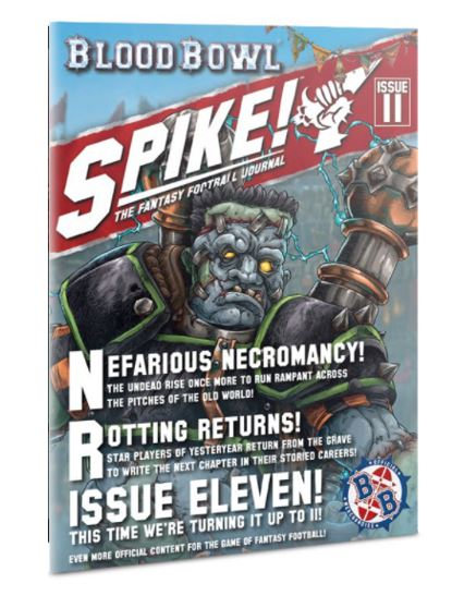 Blood Bowl: Spike! Journal Issue 11