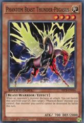 Phantom Beast Thunder-Pegasus - SBCB-EN046 - Common - 1st Edition