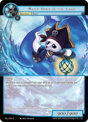 Water Spirit of the Lamp - EDL-055 - R