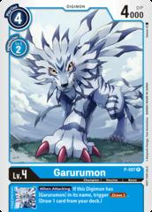 Garurumon - P-007 - P
