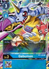 Gabumon - BT1-029 - R - Alternative Art