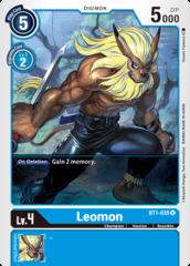 Leomon - BT1-035 - U