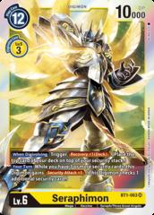 Seraphimon - BT1-063 - SR