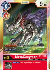 MetalGreymon - BT1-114 - SEC