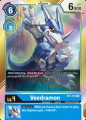 Veedramon - BT1-115 - SEC