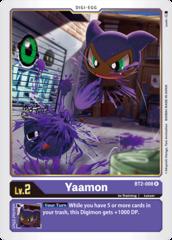Yaamon - BT2-008 - R