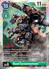 RustTyrannomon - BT2-051 - SR