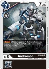 Andromon - BT2-061 - C