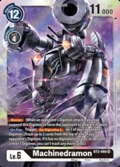 Machinedramon - BT2-066 - SR