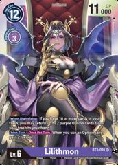 Lilithmon - BT3-091 - SR
