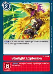 Starlight Explosion - ST1-14 - C