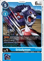 Grizzlymon - ST2-07 - C