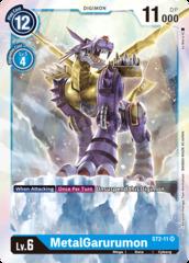 MetalGarurumon - ST2-11 - SR