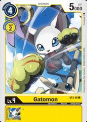 Gatomon - ST3-06 - C