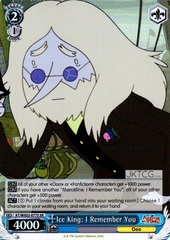 Ice King: I Remember You (SR) - AT/WX02-077S - SR