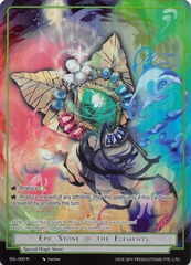 Epic Stone of the Elements - EDL-099 - R - Full Art