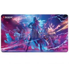 Ultra Pro - Strixhaven Playmat for Magic: The Gathering - Prismari Command