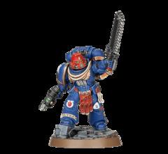 Space Marines - Brother-Sergeant Sevastus