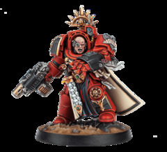 Space Marines - Brother-Captain Donato