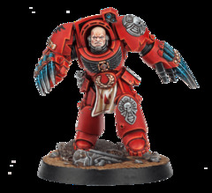 Space Marines - Brother Sanyctus