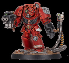 Space Marines - Brother Dyrael
