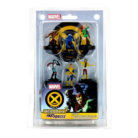 Marvel - X-Men House of X Fast Forces