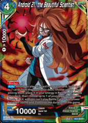 Android 21, the Beautiful Scientist - XD2-09 - ST - Revision Pack 2020