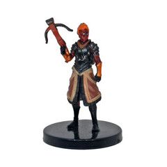 Fire Genasi Fighter