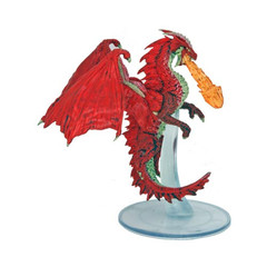 Young Red Dragon