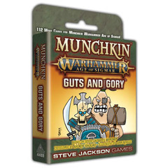 Munchkin Warhammer: Age of Sigmar - Guts and Gory