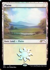 Plains (101) - Foil - Happy Little Gathering