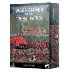 Warhammer 40k Combat Patrol Blood Angels