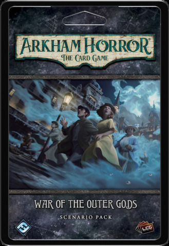 Arkham Horror: The Card Game – War of the Outer Gods: Scenario Pack